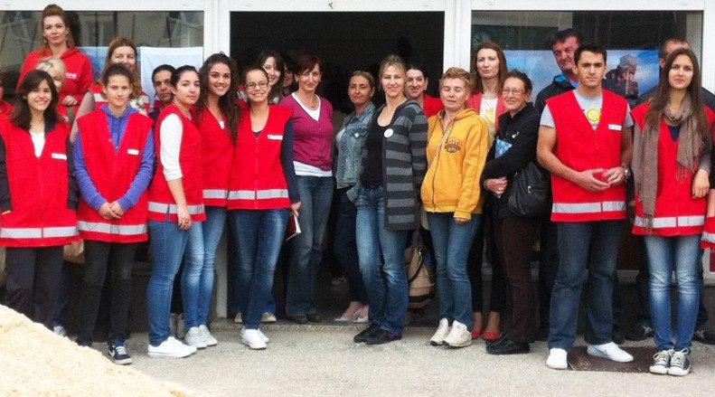 Želite volontirati u Gradskog društvu Crvenog Križa Knin
