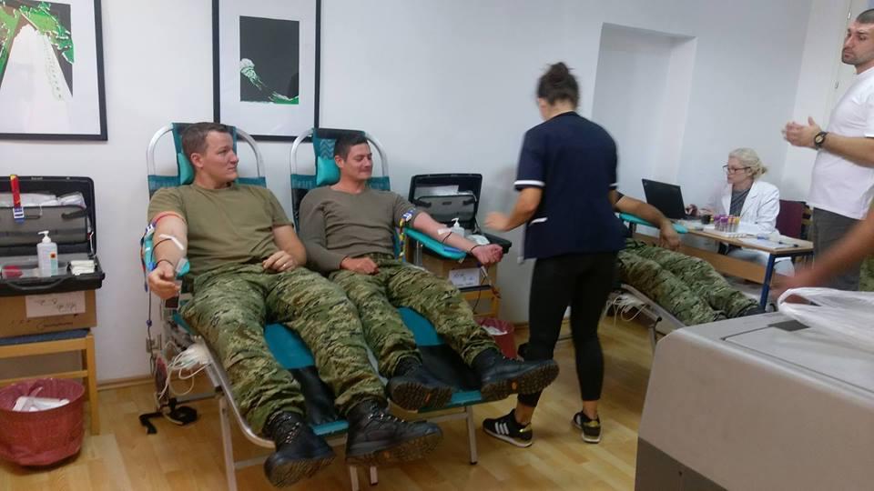 Završena 16. ovogodišnja akcija dobrovoljnog darivanja krvi