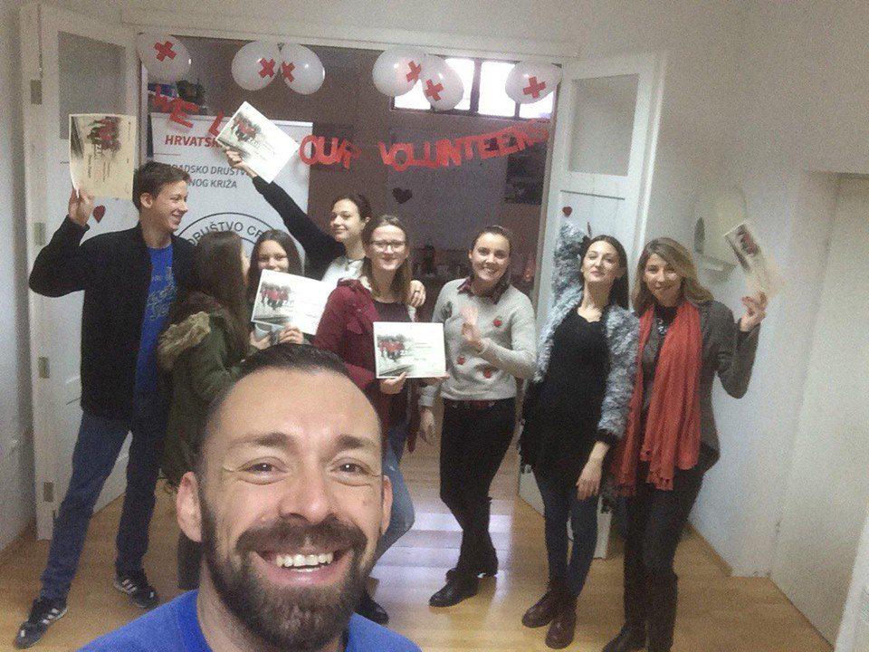 Čestitka za međunarodni dan volontera