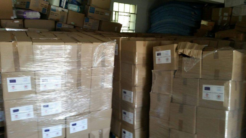 Ublažavanje siromaštva pružanjem pomoći najpotrebnijim osobama podjelom hrane i/ili osnovne materijalne pomoći – Humanitarni paket za Dalmaciju i Primorje