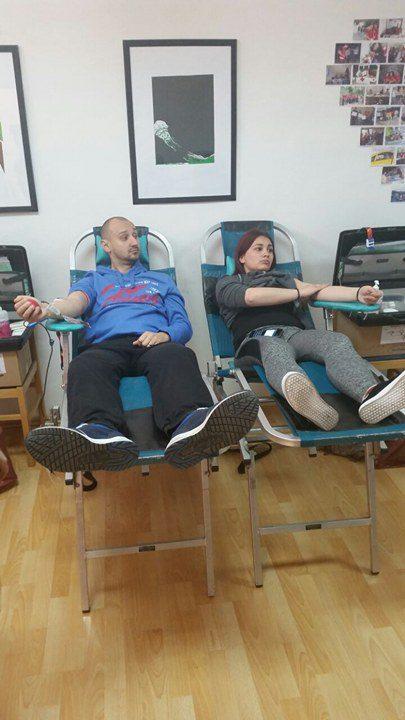 Završena V. akcija dobrovoljnog dariva krvi