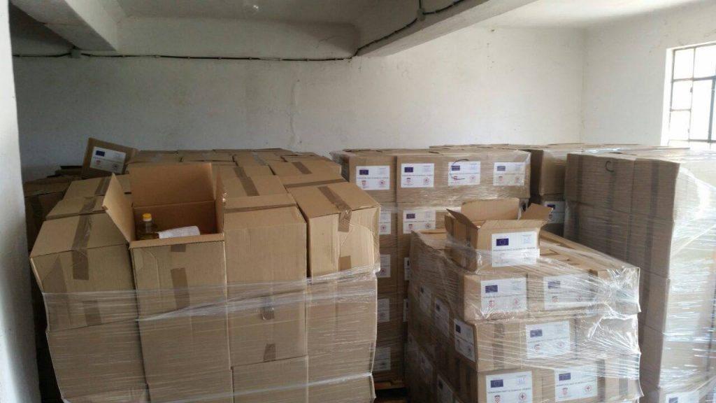 Ublažavanje siromaštva pružanjem pomoći najpotrebnijim osobama podjelom hrane i/ili osnovne materijalne pomoći – Humanitarni paket za Dalmaciju i Primorje – 2 ciklus
