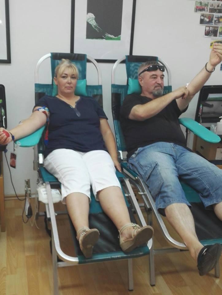 Završena X. akcija dobrovoljnog darivanja krvi