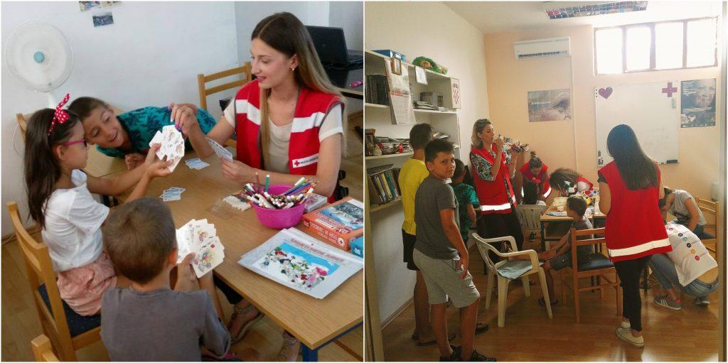 Kreativna radionica za djecu (27. srpnja 2017.)