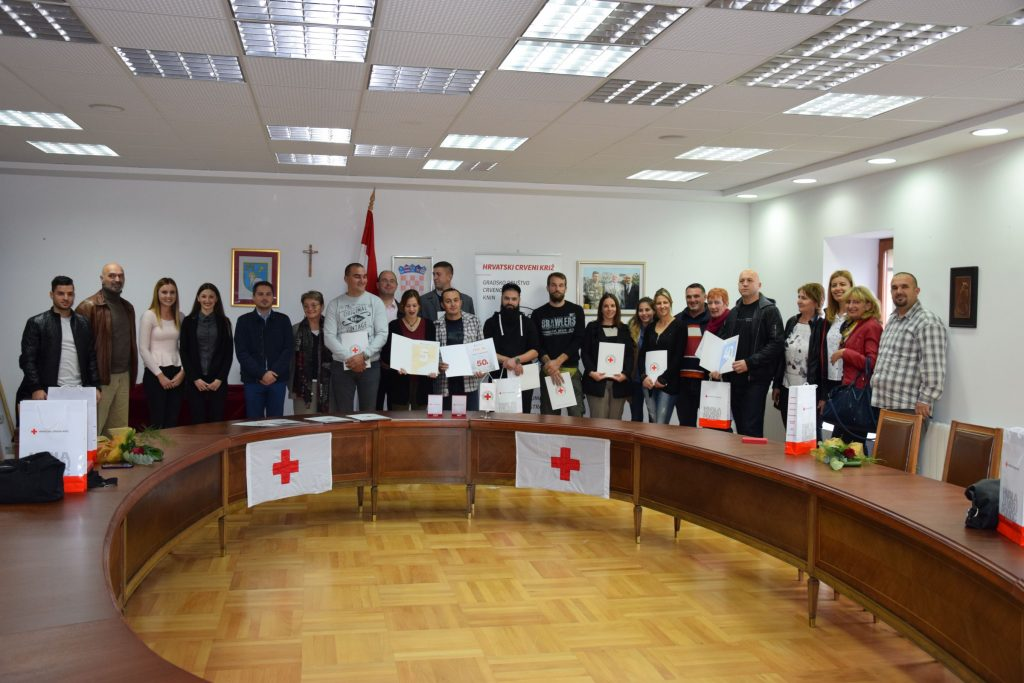 Čestitamo 25. listopad, Dan dobrovoljnih darivatelja krvi