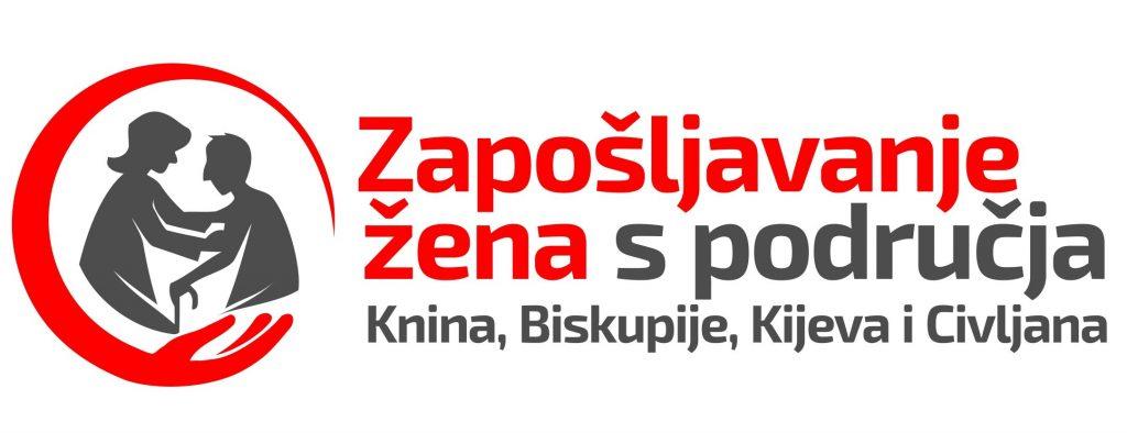 """Zapošljavanje žena sa područja Knina, Biskupije, Kijeva i Civljana"" – program zapošljavanja žena"