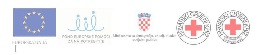 """Nabava paketa hrane za projekt """"Humanitarni paketi za grad Knin i općine Biskupija, Civljane, Ervenik, Kijevo i Kistanje"""""""