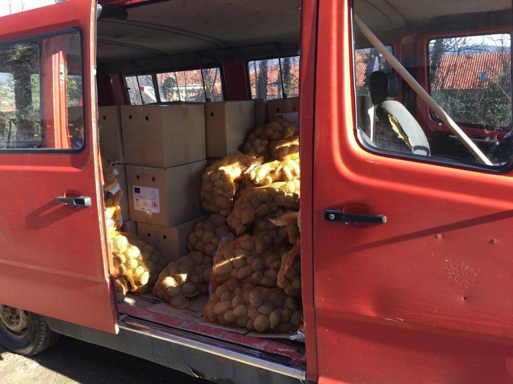 FEAD: Podijeljeno 10.113 paketa humanitarne pomoći ukupne vrijednosti 1.232.958,68 kn