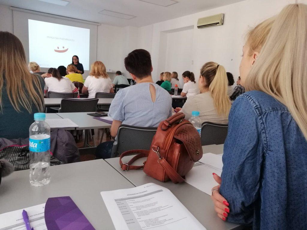 Edukacija – Program izobrazbe u području javne nabave u sklopu projekta FEAD