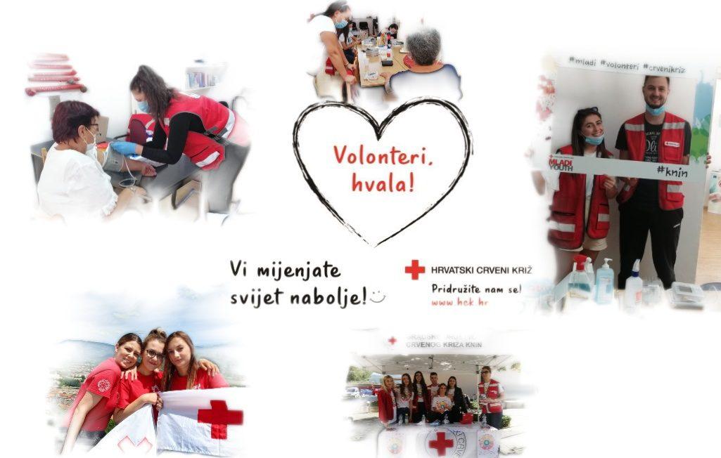 Čestitka povodom Međunarodnog dana volontera