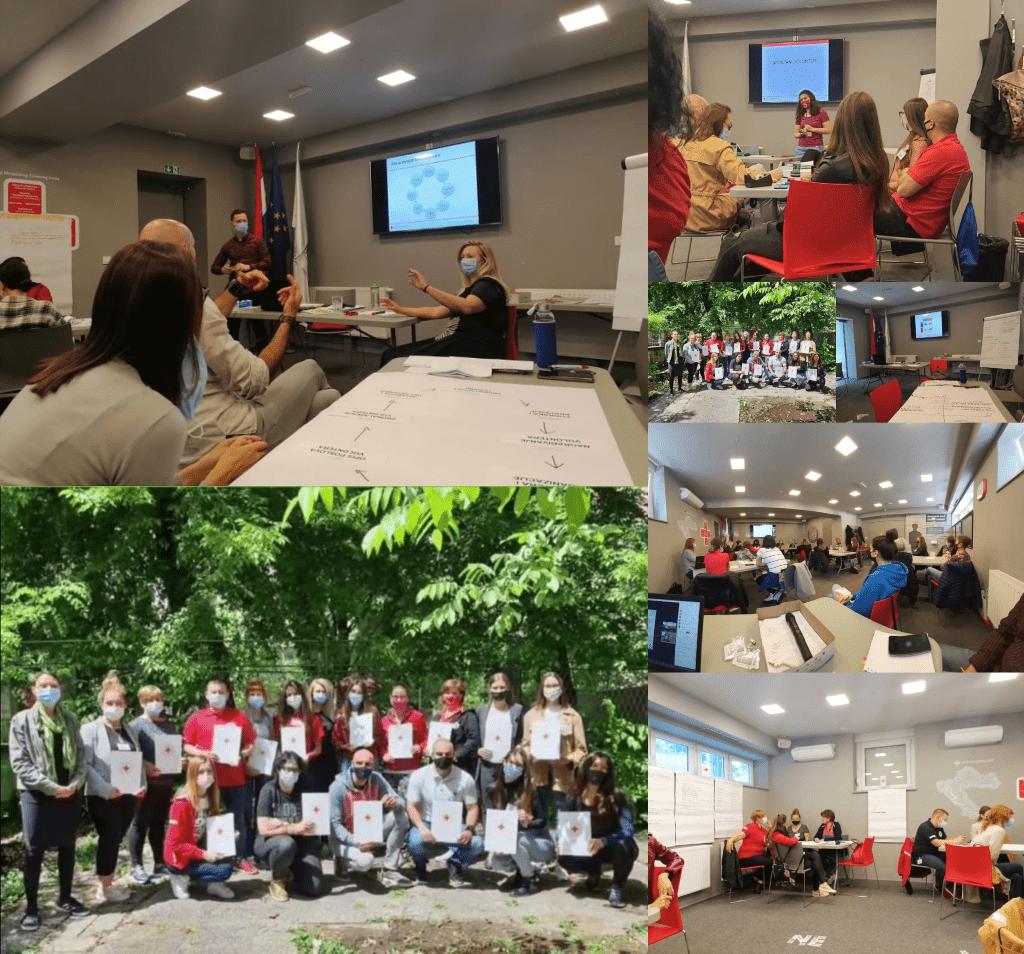 Edukacija za koordinatore volontera (ZG, 26.-28.05.2021.)