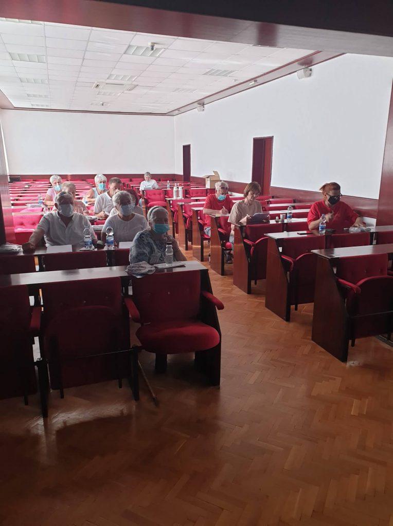 """Održan 3. okrugli stol u sklopu programa očuvanja i prevencije bolesti projekta """"Aktivni zajedno"""" UP.04.2.1.09.0005"""